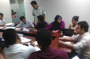 KBM In House Training Inggris Karyawan 4